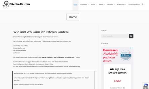 Bitcoin-kaufen.org